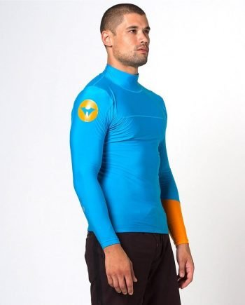 BOREAS LONG SLEEVE RASH GUARD FOR MEN