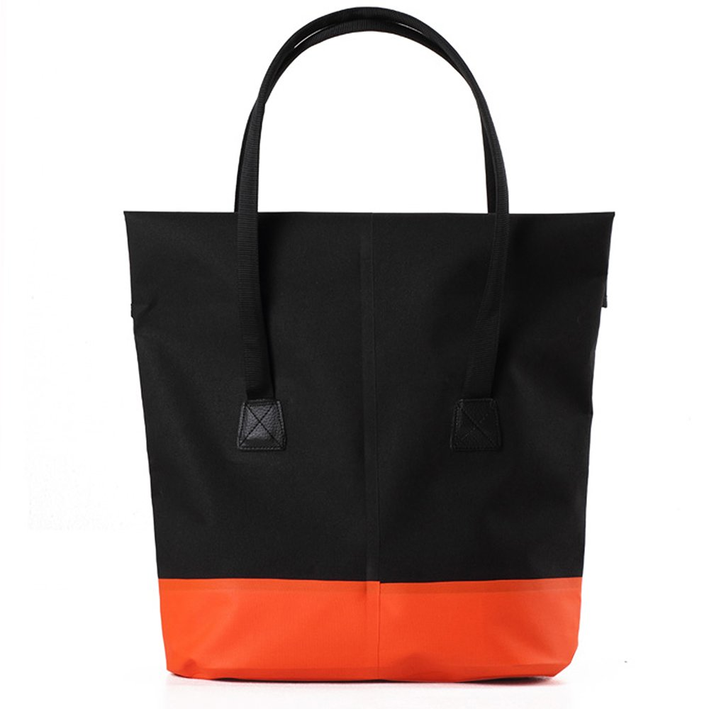 ORANGE ZEST, waterproof casual beach bag