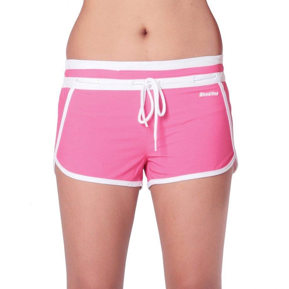PURPLE CANDY swim shorts for women