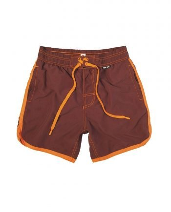 PEANUT BUTTER MENS SWIM SHORTS