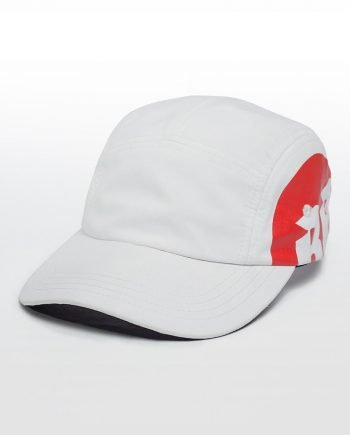 WHITE RACER SPORTS CAP