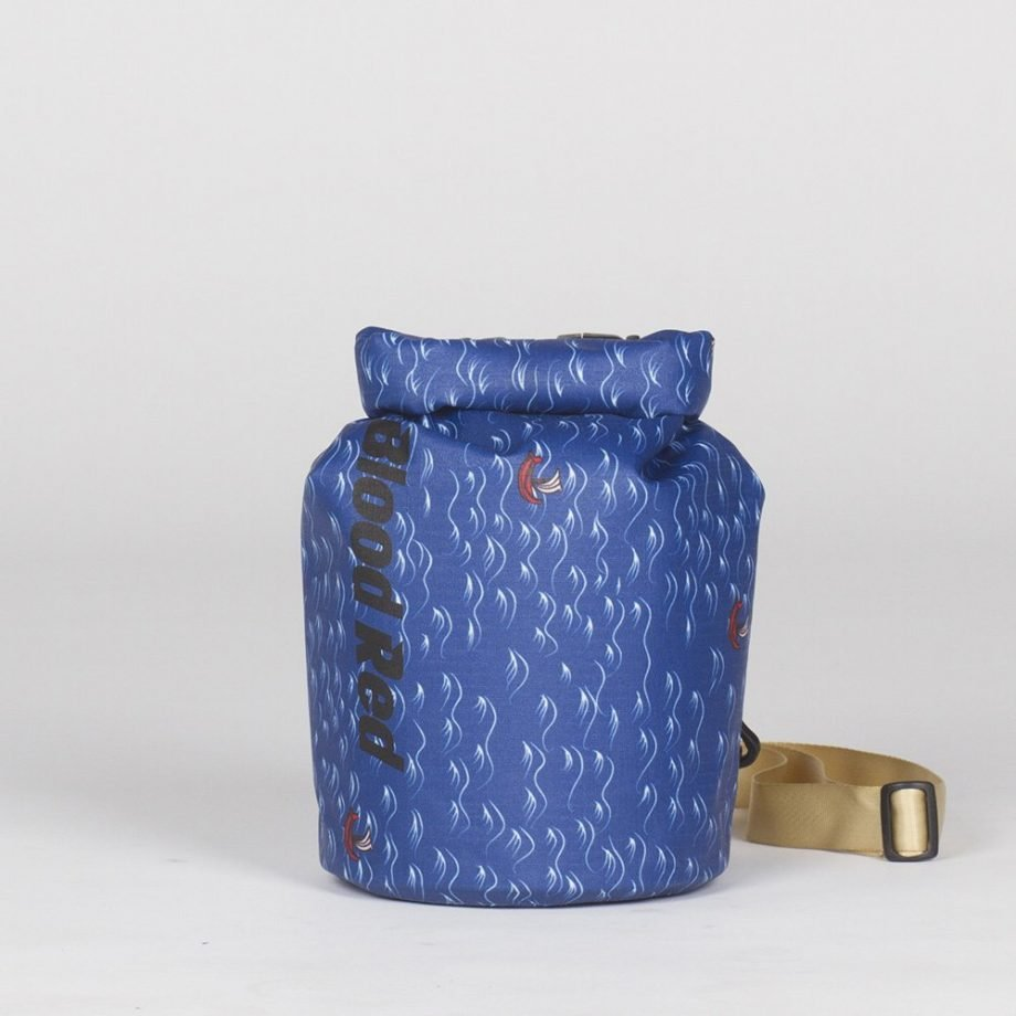 BLUE WAVES CYLINDER DRY BAG 3L