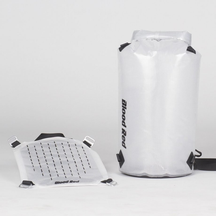 CRYSTAL CYLINDER DRY BAG 15L