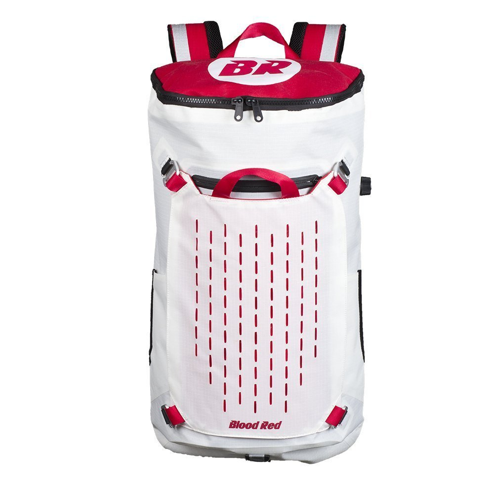 Lightning waterproof backpack by Blood Red