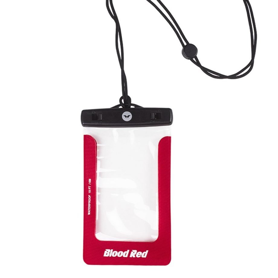 Top of the line Waterproof Smartphone Case from Blood Red