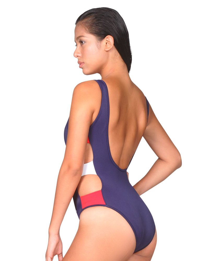 CARINA SWIMWEAR BACK