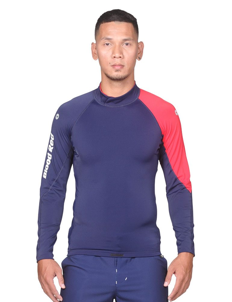 Top UV Protective Swim Shirts by Blood Red Clothing