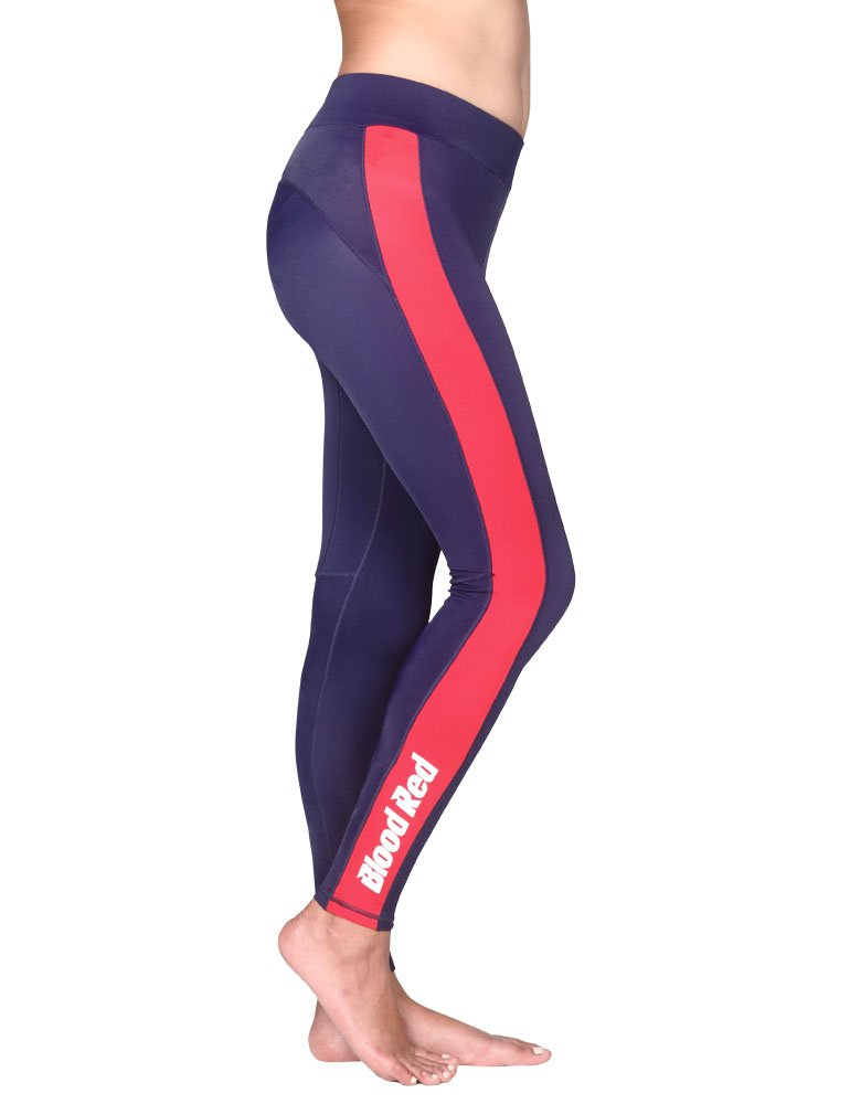 Unisex leggings beach collection by Blood Red