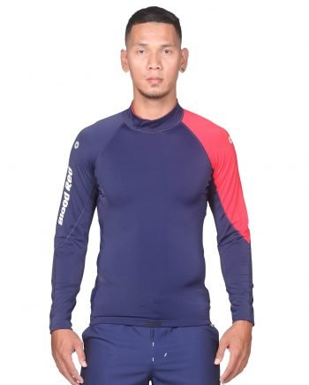 Protective longsleeve swim shirts for extreme outdoor activities