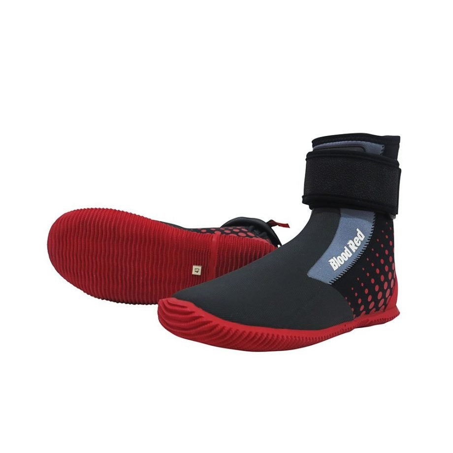 4mm neoprene dive boots