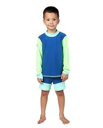 TSUNAMI KIDS SWIMWEAR SET
