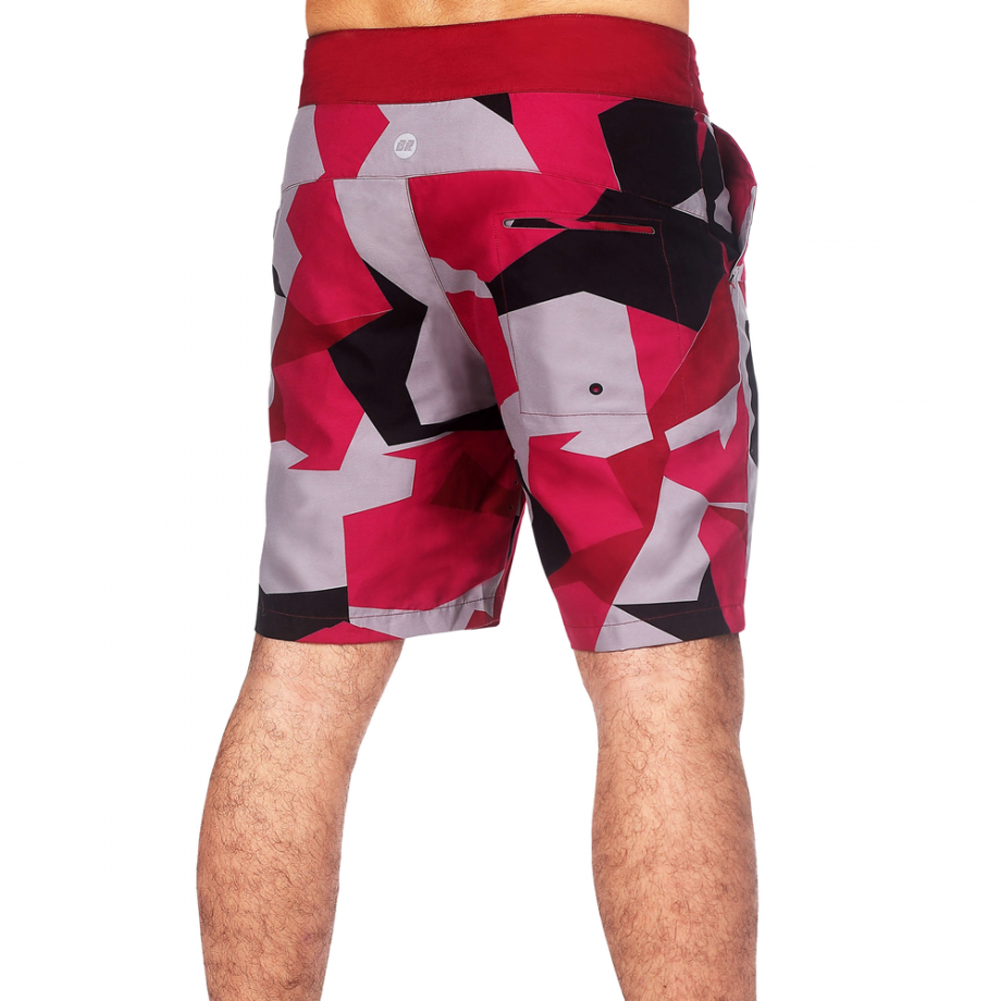 camo board shorts for men