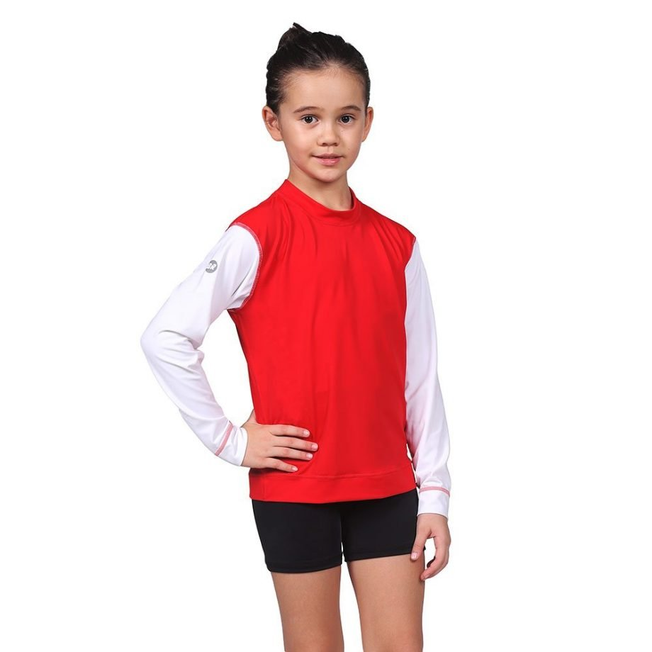 UPF50+ Long Sleeve Rash Swim Set – Dynamite Junior